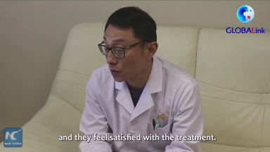 GLOBALink | Traditional Chinese Medicine clinic in Namibia